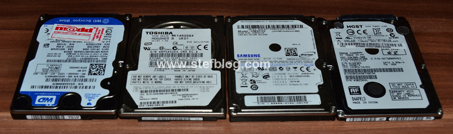 HDD-uri pentru laptop, care-i cel mai bun hard disk?