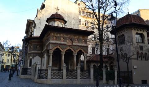 Biserica Stavropolesc - Centru Vechi din Bucuresti
