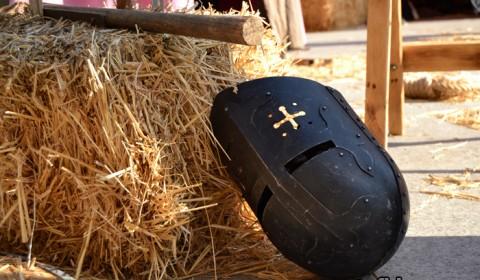 Cască de cavaler din Aragon - Spania