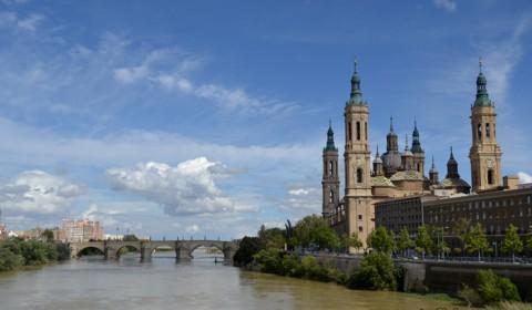 Catedrala Nuestra Senioara Del Pilar și Ebro - Zaragoza