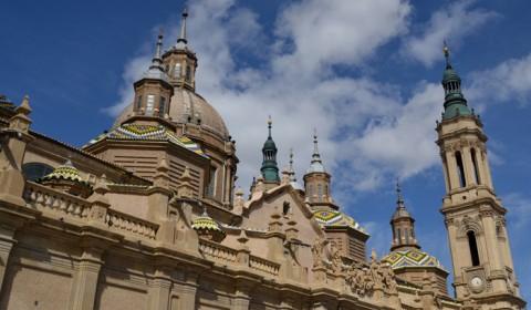 Catedrala Nuestra Senioara Del Pilar - Zaragoza