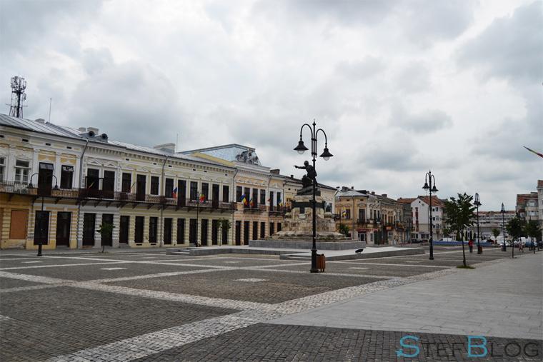 Centrul Vechi din Botosani