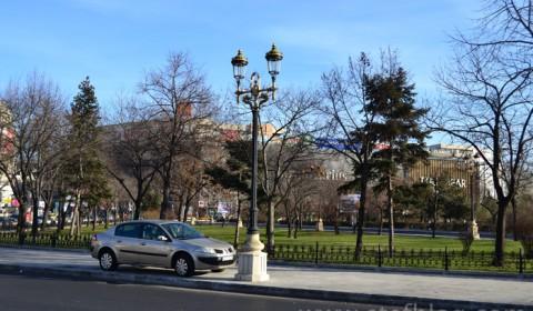 Bucuresti - Piata Unirii de Craciun