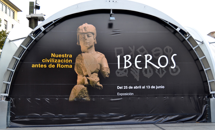 Expozitie Civilizatia Iberica inainte de Romani