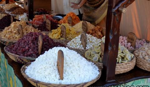 Fructe mediteraniene confiate