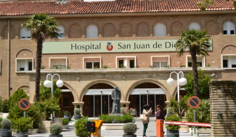 Hopsital San Juan de Dio - Zaragoza