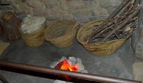 Lângă foc