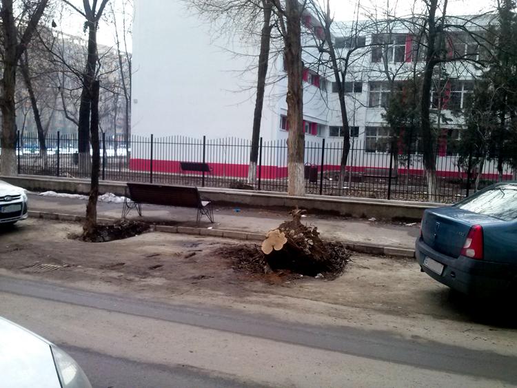Noi locuri de parcare din Bucuresti