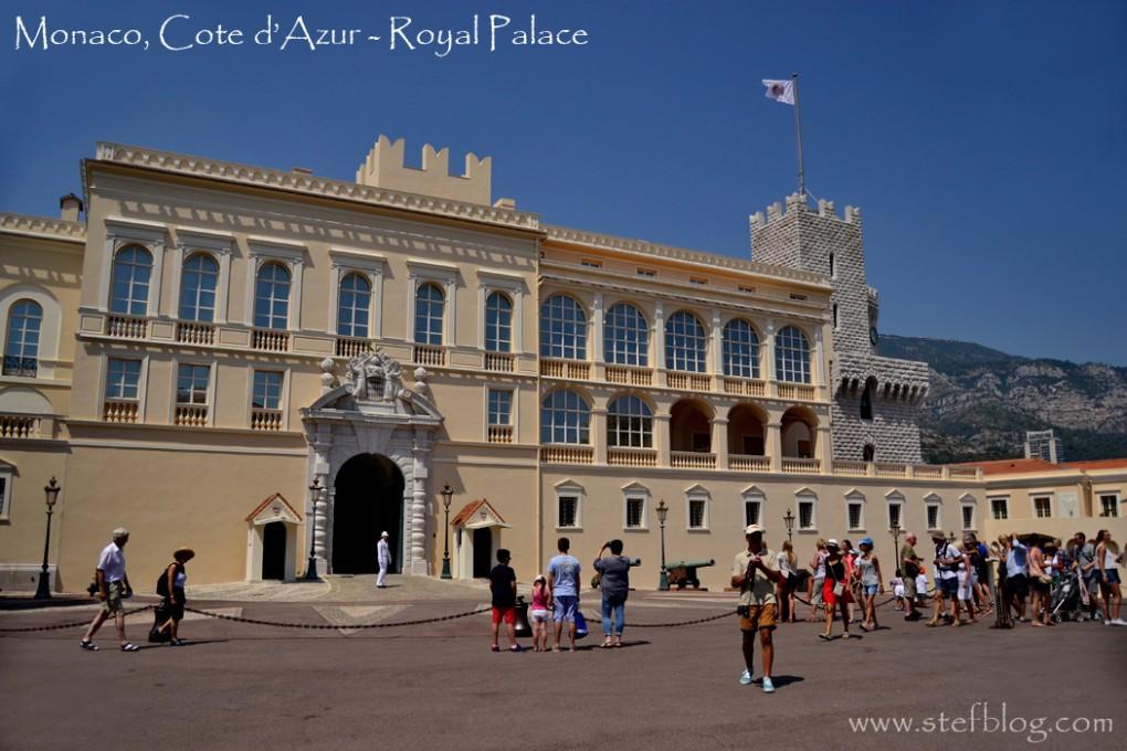 Monaco,-Cote-d'Azur---Royal-Palace