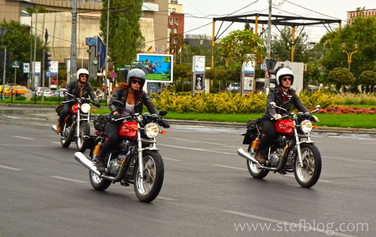 Motociclete Royal Enfields în București