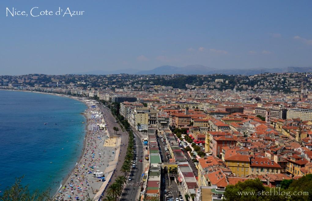 Nice-Coasta-de-Azur
