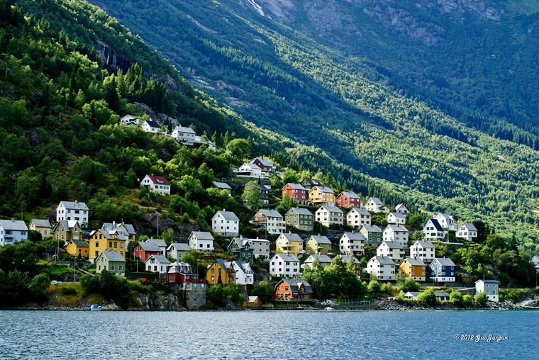 Odda Norway - summer