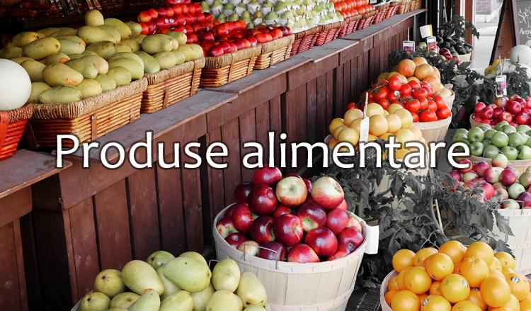 Produse alimentare