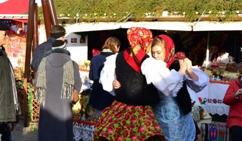 Tarancute din Maramures - Targul traditiona de Craciun din Bucuresti