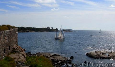 Peisaj - Marea Baltică - Suomenlinna
