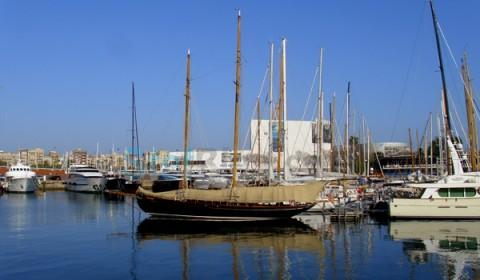 barca-portul-olimpic-barcelona