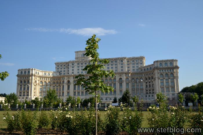 București - Casa Poporului