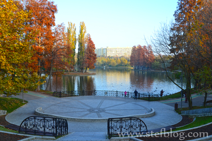 București, parcul IOR - Noiembrie