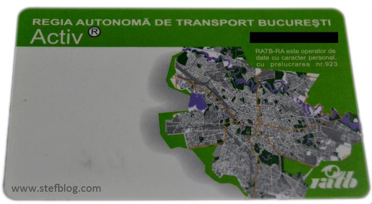 În București nu se mai găsesc carduri RATB