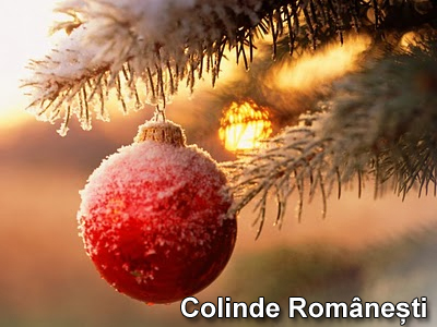 Colinde românești de Crăciun