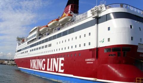 Ferry-boat line Finlanda - Suedia