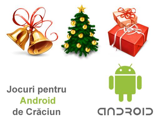 Jocuri pentru Android de Craciun
