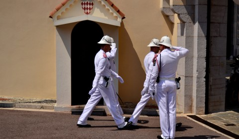 monaco-royal-guard