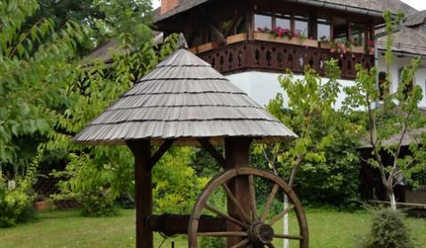 Muzeul Satului din București - Fântână tradițională