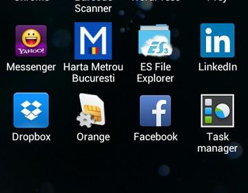 Optimizarea unui smartphone cu Android