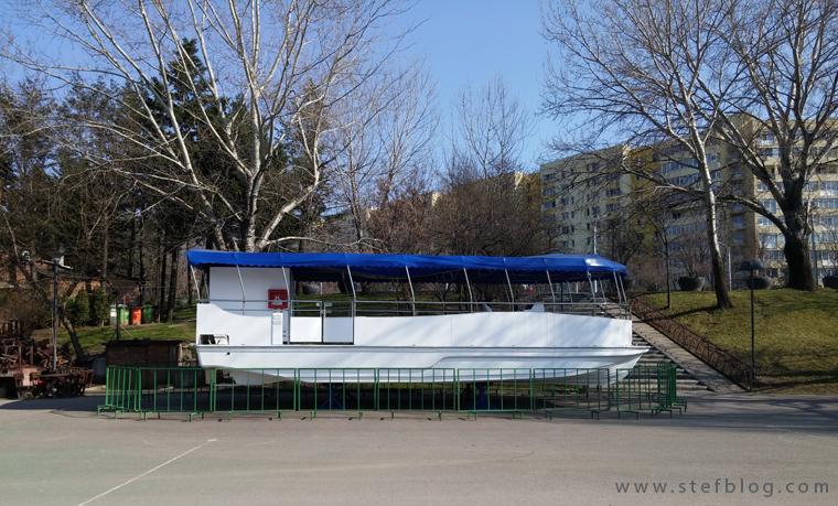 Vapor din Parcul IOR