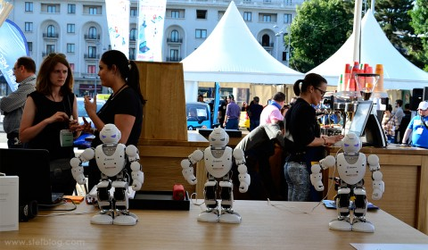 roboti-dansatori-bucharest-tech-week