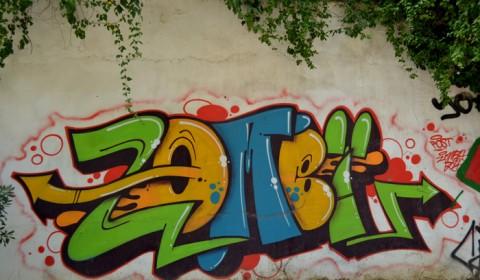 Street Art - Zaragoza