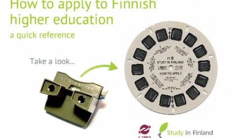 Studiază în Finlanda