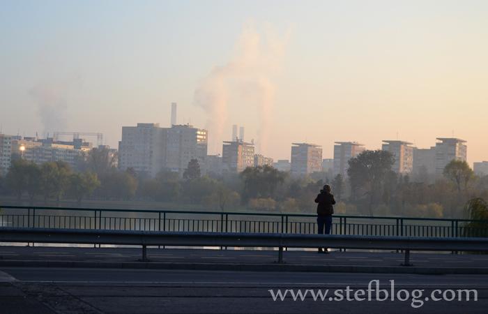 Poluare, dincolo de parcul IOR